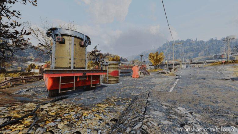Photorealistic Appalachia for Fallout 76