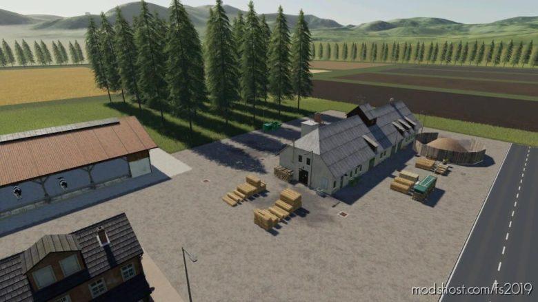 Mod Test Map V1.0.1.0 for Farming Simulator 19