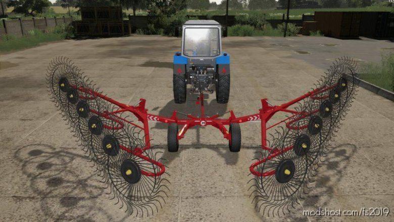 Rostselmash GKP for Farming Simulator 19