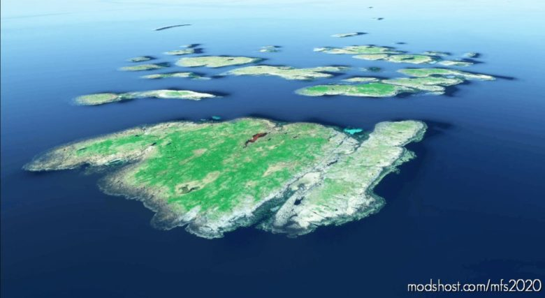 Treefix Northern Norway V0.1.0 for Microsoft Flight Simulator 2020