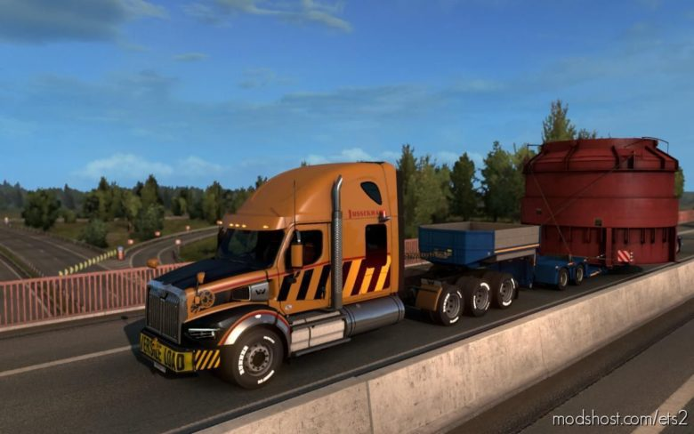 Westernstar 49X [1.35 – 1.36] for Euro Truck Simulator 2