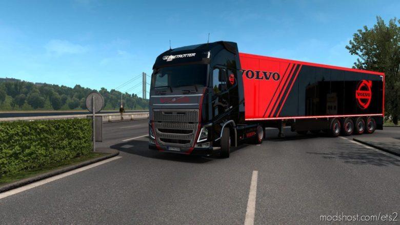 Combo Skin Volvo [1.39.X] for Euro Truck Simulator 2