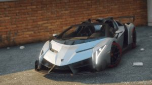 2014 Lamborghini Veneno Roadster for Grand Theft Auto V