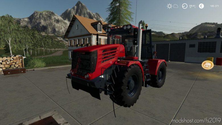 K744P4-Alteration V0.1 for Farming Simulator 19