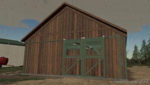 Timber Barns for Farming Simulator 19