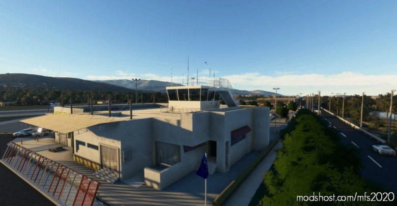 Lghi Airport (Chios – Greece) for Microsoft Flight Simulator 2020