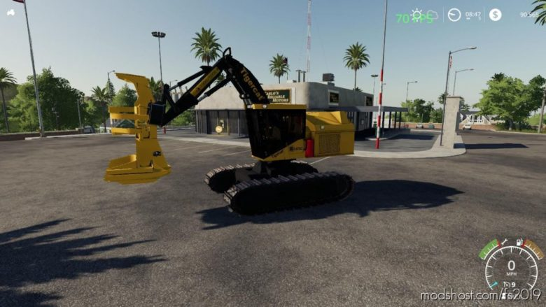 Tigercat L870C for Farming Simulator 19
