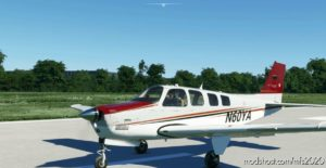 Beech Bonanza G36 60TH Anniversary Edition. V1.1 for Microsoft Flight Simulator 2020
