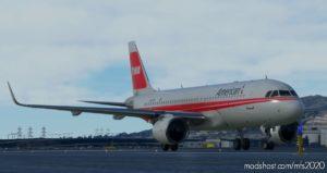 American Airlines TWA A320NEO – 8K V1.2 for Microsoft Flight Simulator 2020
