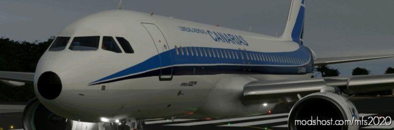 LAC (Aerolíneas Argentinas) Lv-Mim for Microsoft Flight Simulator 2020