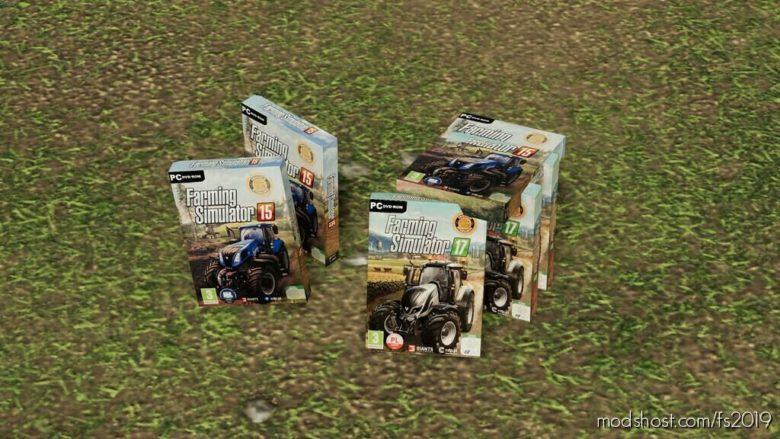 Farming Simulator BOX Pack V1.2 for Farming Simulator 19