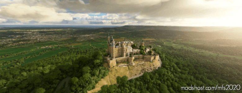Swabian Castles V2.0 for Microsoft Flight Simulator 2020