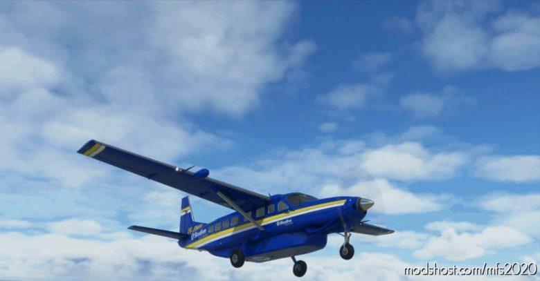 Cessna 208 Skydive Australia Vh-Umv for Microsoft Flight Simulator 2020