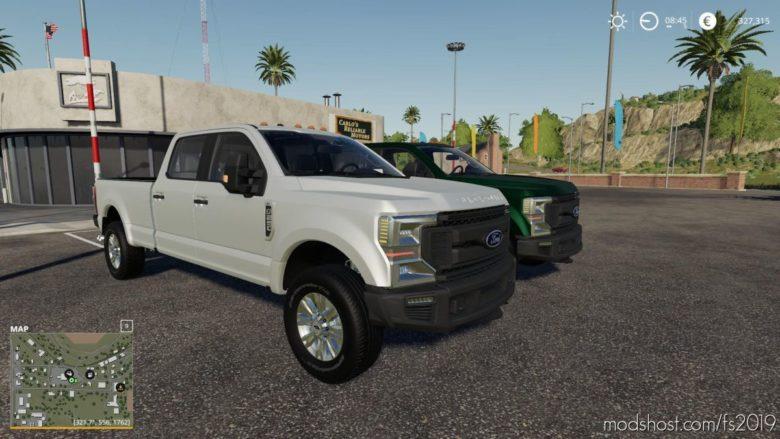 2020 Superduty F-Series V1.2.2 for Farming Simulator 19
