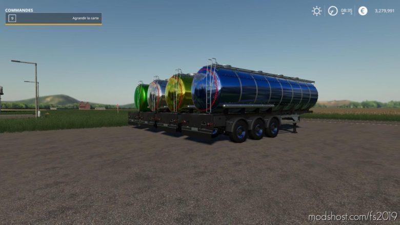 MKS 32 Multi V1.3 for Farming Simulator 19