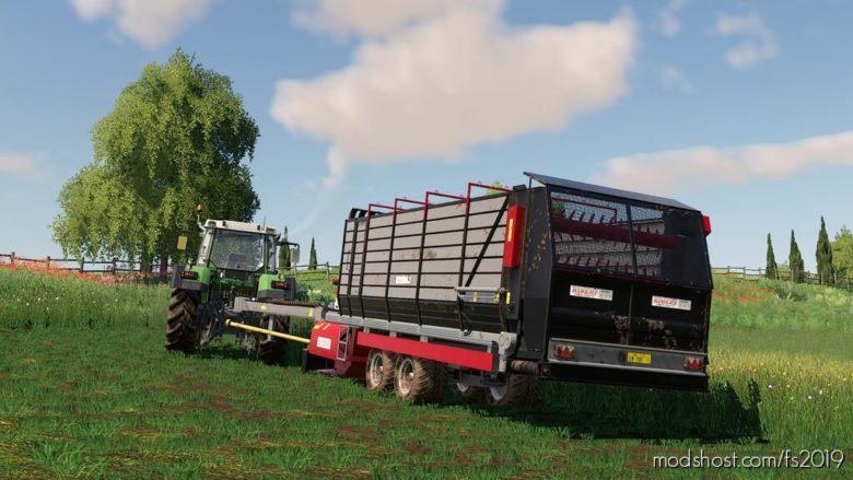 Riberi RS100RB for Farming Simulator 19