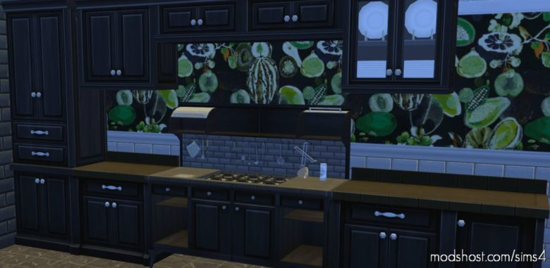 Icemunmun`s Canning Station Recolors for The Sims 4