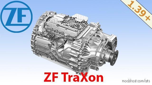 ZF Traxon Dynamic Perform for American Truck Simulator