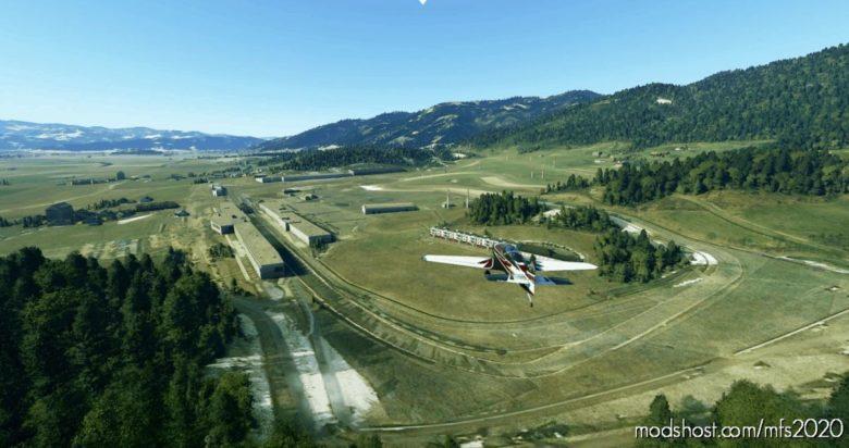 Airrace Spielberg, Austria (Redbull Type) for Microsoft Flight Simulator 2020