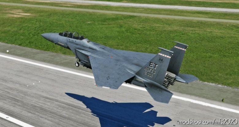 F-15EX 20-001 for Microsoft Flight Simulator 2020