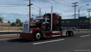 Kenworth W900 L/B Truck Custom [1.40] for American Truck Simulator