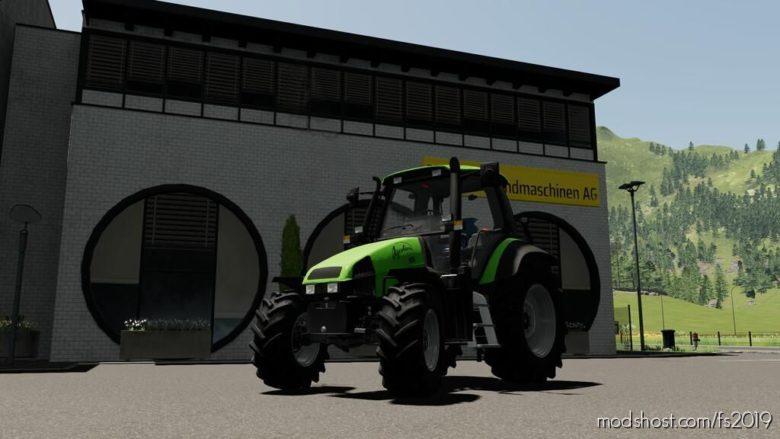 Deutz-Fahr Agrotron MK3 Series for Farming Simulator 19