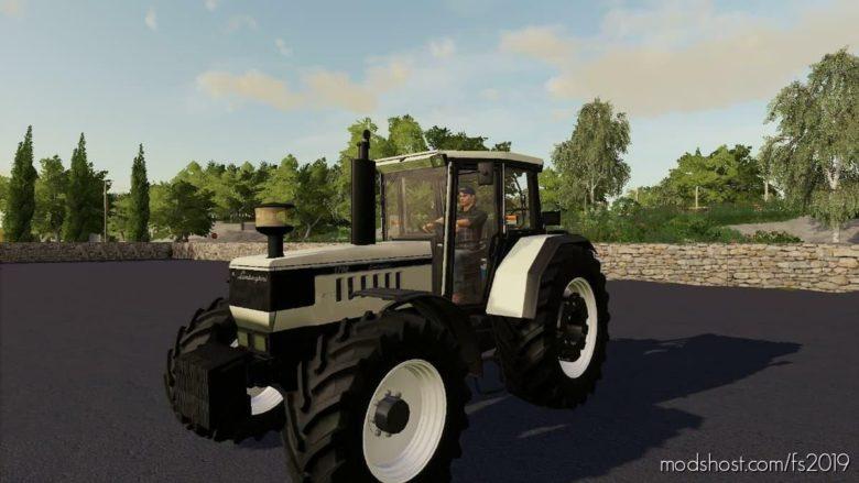 Lamborghini 1706 for Farming Simulator 19