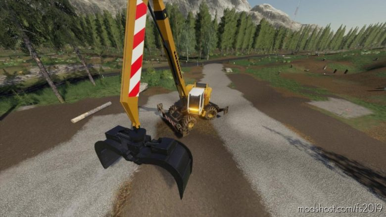 LH40 V1.2 for Farming Simulator 19