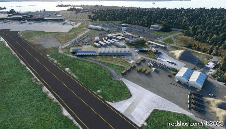 Einn Shannon Airport for Microsoft Flight Simulator 2020