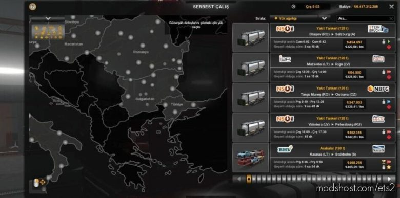 120 TON Mod Truckersmp – Singleplayer for Euro Truck Simulator 2