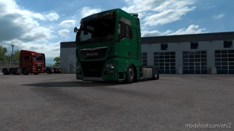 MAN E6 LOW Deck [1.39] for Euro Truck Simulator 2