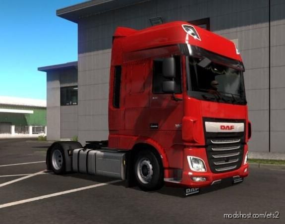 DAF Euro 6 LOW Deck [1.39.X] for Euro Truck Simulator 2