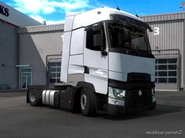 Renault T LOW Deck [1.39.X] for Euro Truck Simulator 2