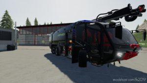 Lotniskowa Straz Pozarna V4.0 for Farming Simulator 19