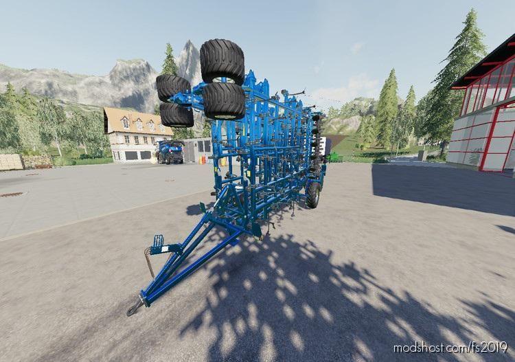 Horsch Cruiser12Xl Maxi for Farming Simulator 19