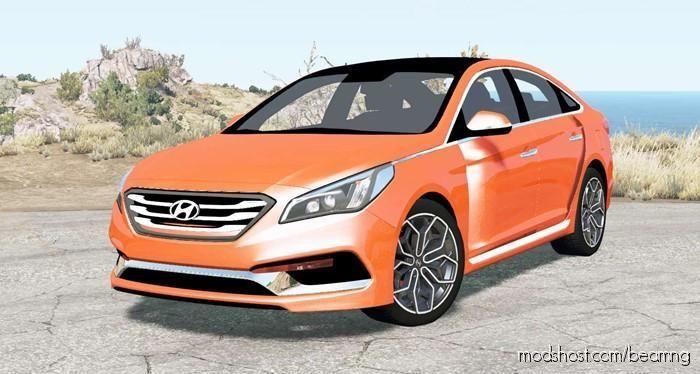 2015 Hyundai Sonata Sport (LF) for BeamNG.drive
