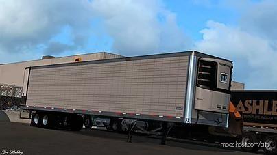 Vanguard Reefer [1.39.X] for American Truck Simulator