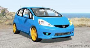 Honda FIT Sport (GE) 2009 for BeamNG.drive
