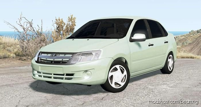 Grants Lada (2190) 2012 for BeamNG.drive