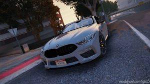 2020 BMW M8 Competition V1.1 for Grand Theft Auto V