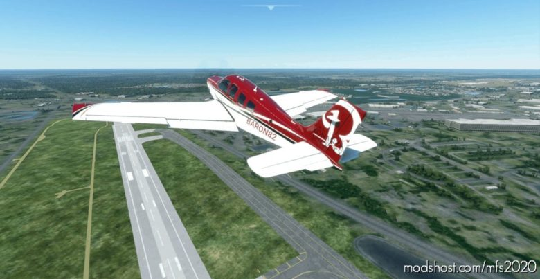 Bonanza G36 American Bonanza Society for Microsoft Flight Simulator 2020