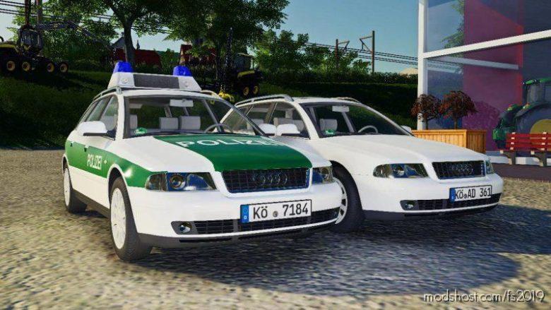 Audi A4 B5 1999 for Farming Simulator 19