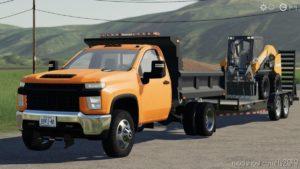 2020 Chevy 3500HD Single CAB Dump Truck for Farming Simulator 19