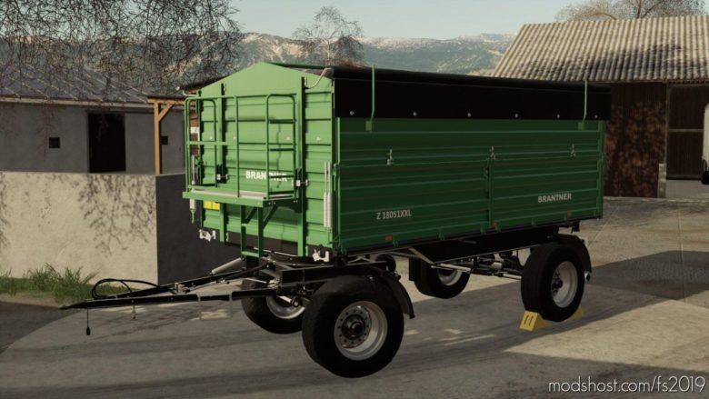 Brantner Z18051 XXL for Farming Simulator 19