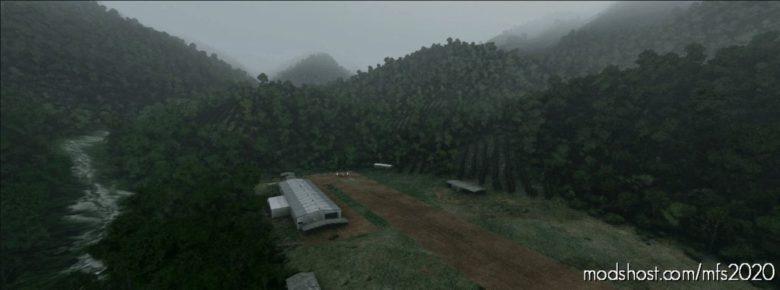 Random Colombian Airstrip (Skwl) for Microsoft Flight Simulator 2020