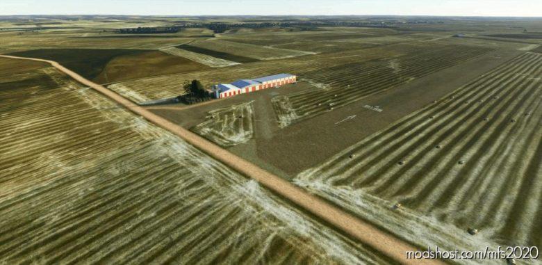 Leun – Calzada DE Valdunciel Airfield for Microsoft Flight Simulator 2020