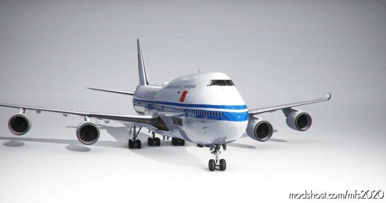 Boeing 747-8F AIR China (4K) – NO Logo Mirroring for Microsoft Flight Simulator 2020