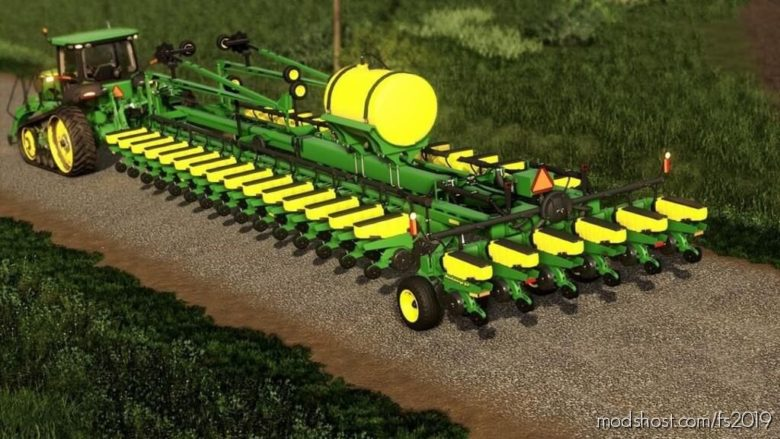 John Deere DB90 2004 for Farming Simulator 19