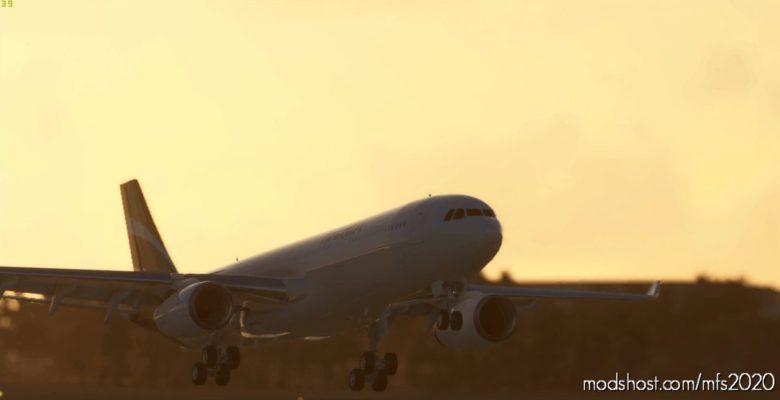 (Real 8K) A330-300 Iberia for Microsoft Flight Simulator 2020