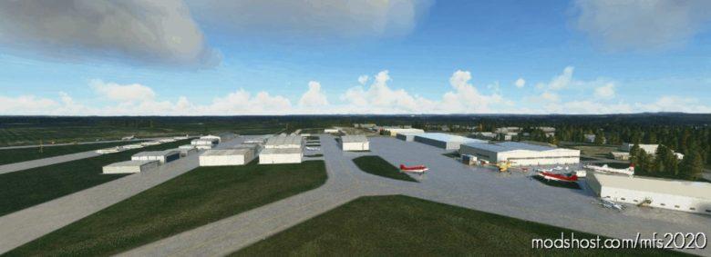 RED Deer Regional Cyqf for Microsoft Flight Simulator 2020